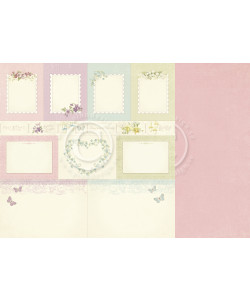 Pion Easter Greetings Memory Notes