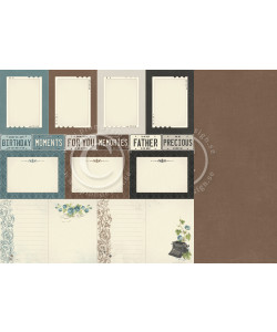 Pion Mister Toms Treasures Memory Notes