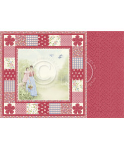 Pion Design Patchwork Being a mother