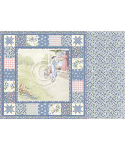 Pion Design Patchwork Being a grandmother