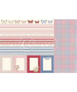 Pion Design Patchwork Border