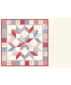 Pion Design Patchwork Family quilt