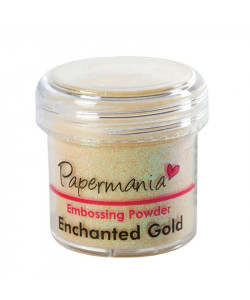 Papermania Embossing Powder Enchanted Gold