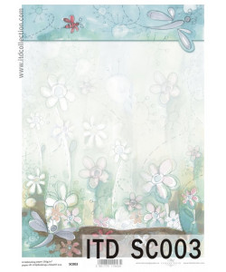 Itd Collection Scrapbooking papper 03