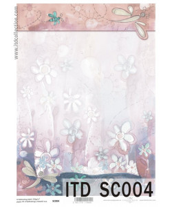 Itd Collection Scrapbooking papper 04