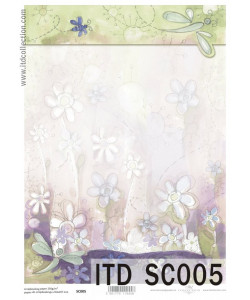 Itd Collection Scrapbooking papper 05