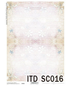 Itd Collection Scrapbooking papper 16