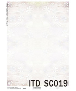 Itd Collection Scrapbooking papper 19