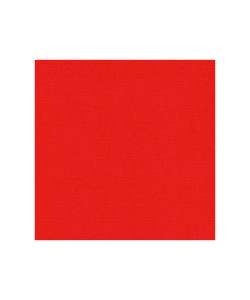 FI Linen Cardstock Red 10-pack