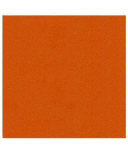 Linen Cardstock Autumn Orange