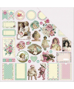 Mothers Treasure Collection Buttons and Bonnets