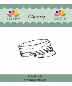 "DIXI CRAFT CLEARSTAMP ""Student Cap"""