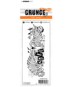 Grunge Collection Clerarstamp STAMPSL364