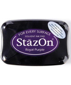 StazOn Royal Purple