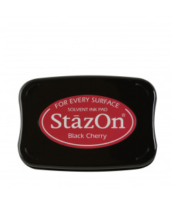 StazOn Black Cherry