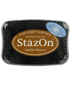 StaZon Saddle Brown