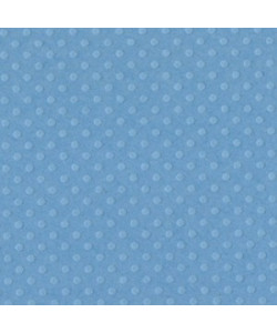 Dotted Swiss Poolside Blue