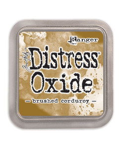 Tim Holtz distress oxide Brushed corduroy