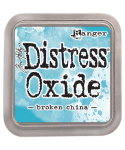 Distress Oxide Broken China