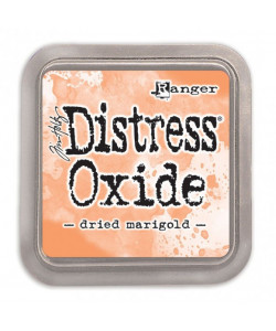 Tim Holtz distress oxide Dried Marigold