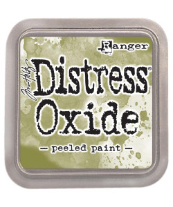 Distress Oxide Peeled Paint