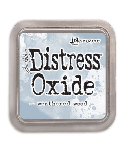 Tim Holtz distress oxide Weathered Wood