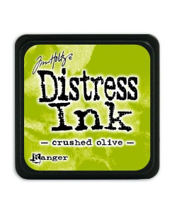 Distress Mini Crushed Olive