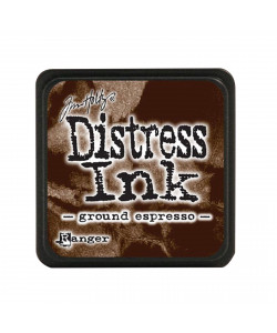 Distress Mini Ground Espresso