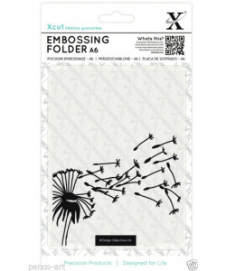 Docrafts Embossingfolder Blowing Dandelions