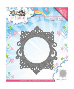 Yvonne Creations Dies Rectangle Frame